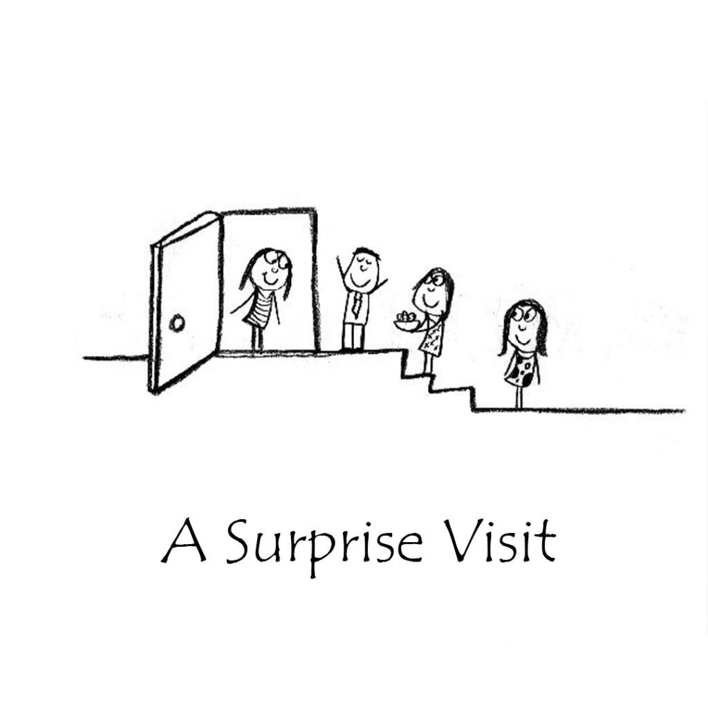 A Surprise Visit