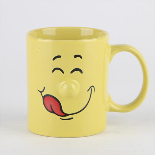 Smile 3D Mug