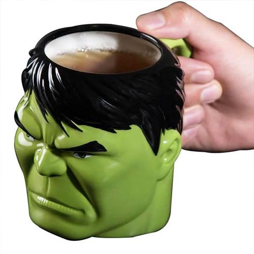 Hulk 3D Coffee Mug