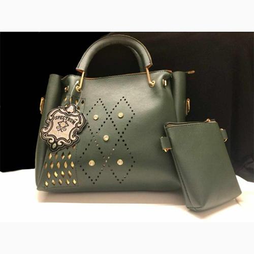 Beautiful Handbag with Pouch