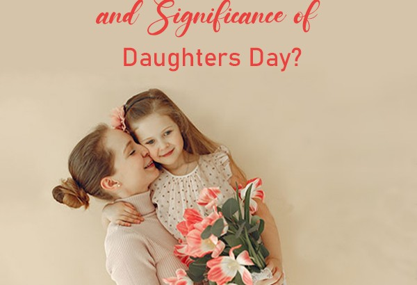 Significance Of Daughters Day