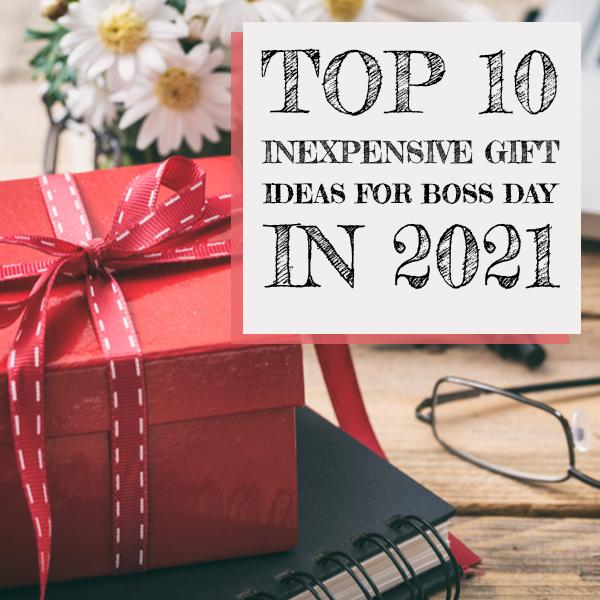 Boss Day Gift Ideas