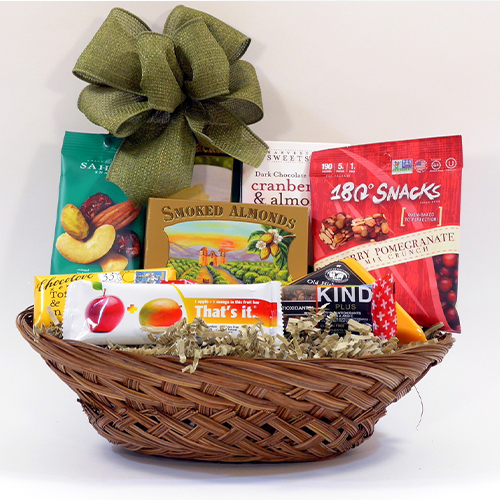 Nutritious Gourmet Snacks Gifts