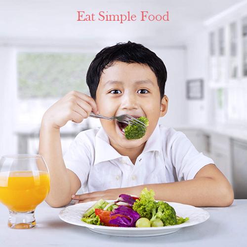 Eat Simple Food