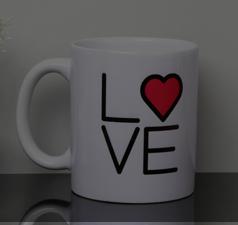 Send Valentine Mugs Online