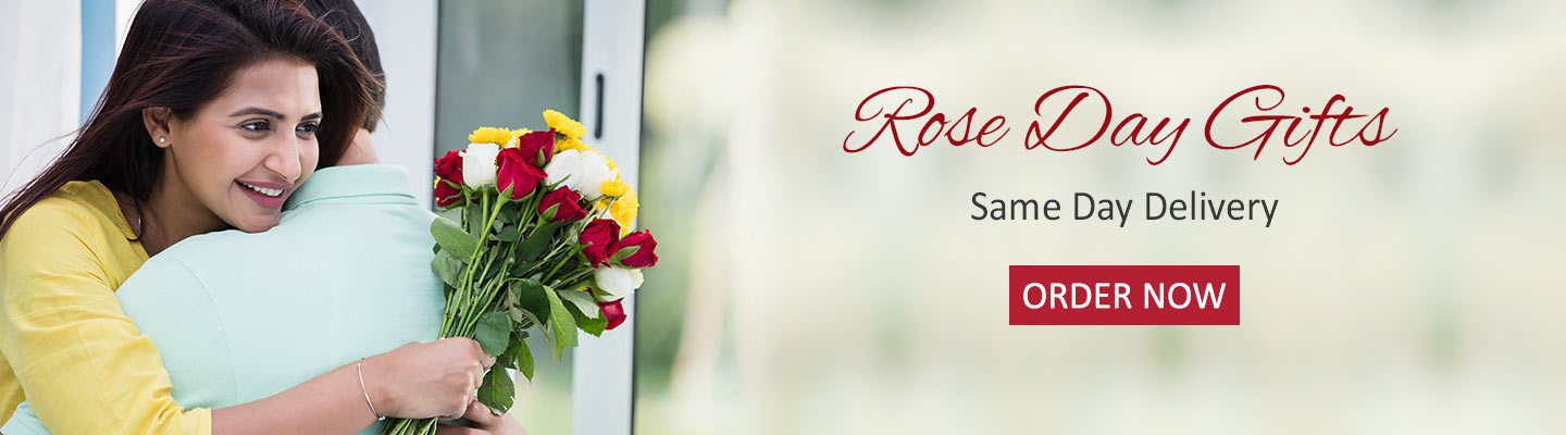 Rose Day Flowers Online