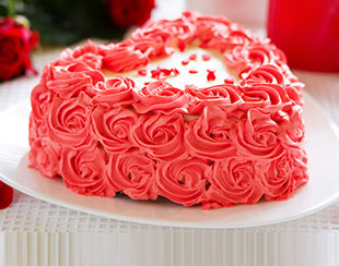 Rose Day Cakes Online