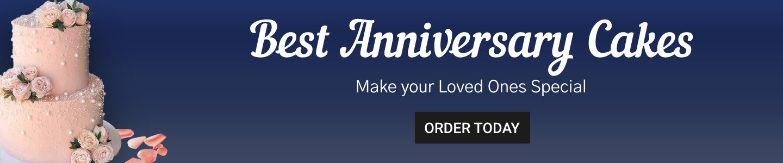 Best Anniversary Cakes Online