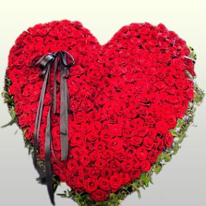 Heart Shaped Arrangements