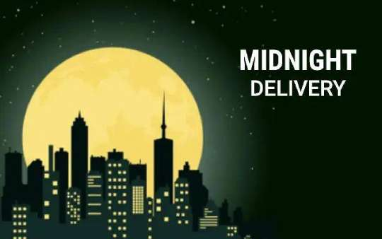 Midnight Cake Delivery