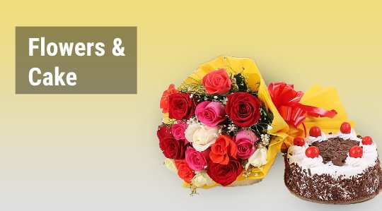 Flowers Cake Combos