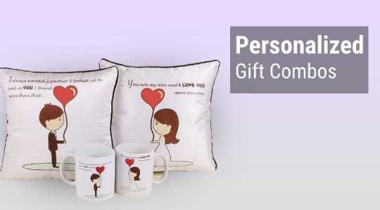 Personalized Gift Combos