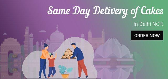 Delhi NCR Cakes Online
