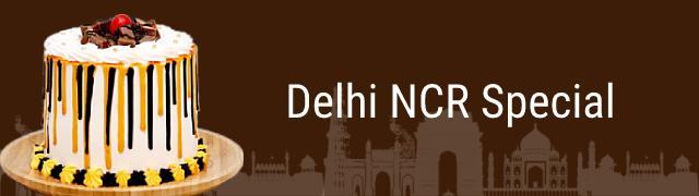Delhi NCR Cake Special
