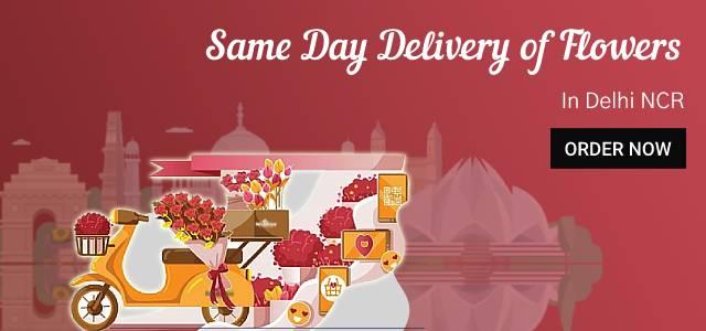 Delhi NCR flowers Online