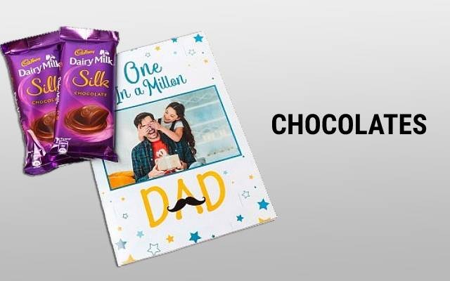 Father's Day Chocolates