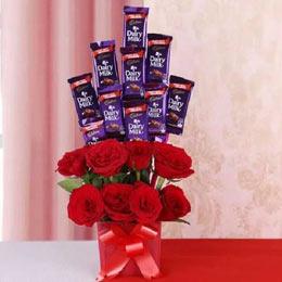Flowers & Chocolate