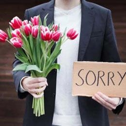I am Sorry Flowers