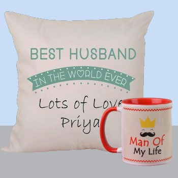 Husband Personalised Gifts