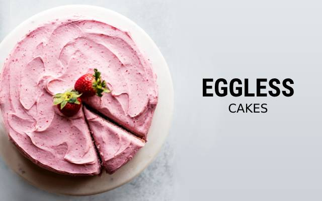 Eggless Cakes for mothers day