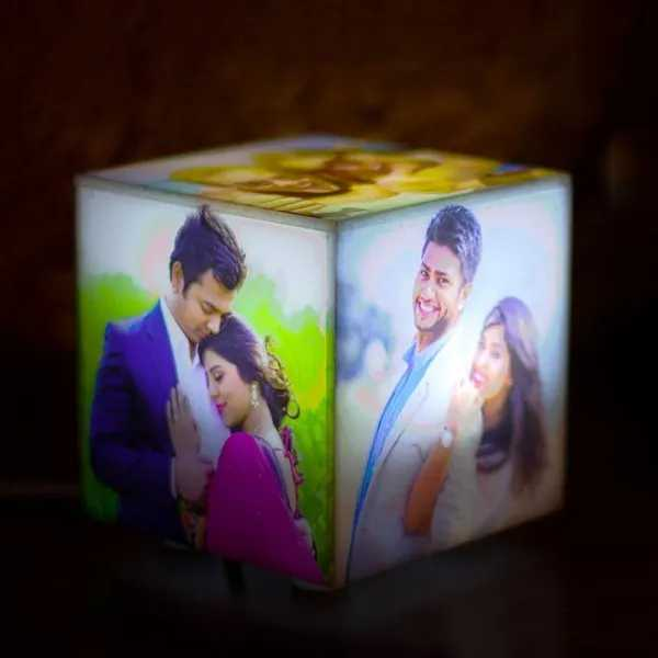 Personalised Photo Lamps