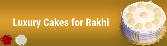 Luxury Cakes for Rakhi