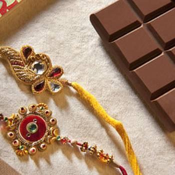 Rakhi & Chocolates