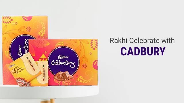 Celebrate Rakhi with Cadbury