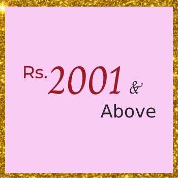 Teddies above Rs.2001