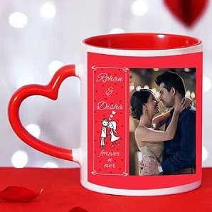 Valentine Personalised Mug