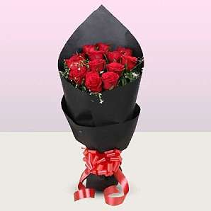 Valentine Flower in Bouquet