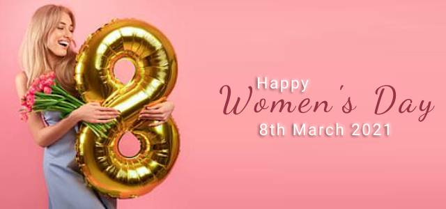 Online Womens Day Gifts Delivery in India