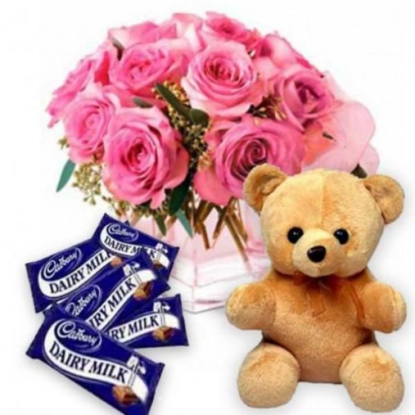 Romantic Rose Combo