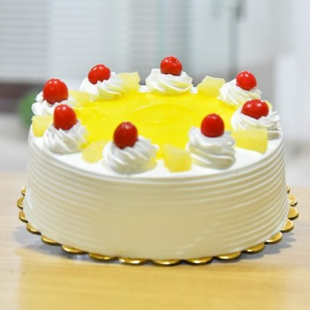 Pineapple Cake!