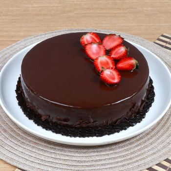 Tempting Love Cake