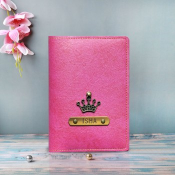 Personalised Passport Cover For The Queen