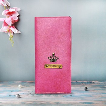 Personalized Travel Folder For Women
