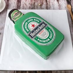 Yummy Beer Cake
