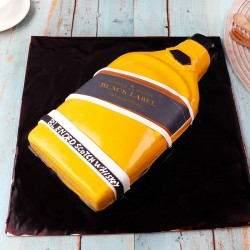Addictive Liquor Theme Cake
