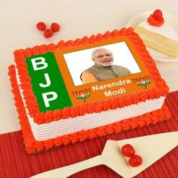 Modi Special Photo Cake