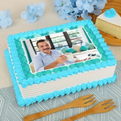 Fathers Day Perfect Cake