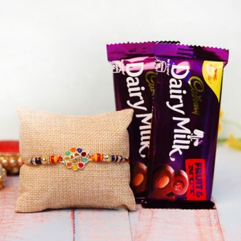 Colourful Rakhi Moments