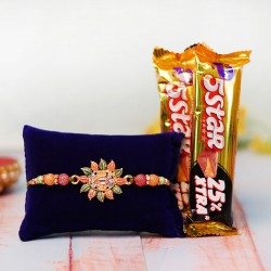 A Five Star Rakhi Gift