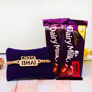 Chota Bhai Rakhi Gift Hamper