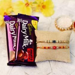 A Delightful Rakhi