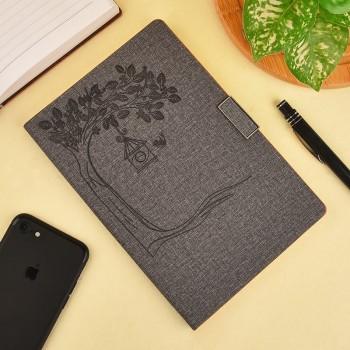 Stunning Grey Diary