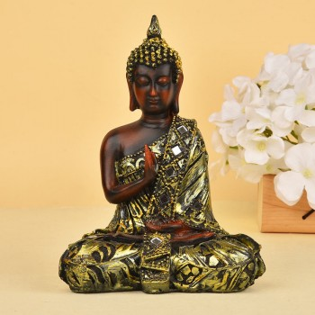 Buddha Idol in Sitting Position