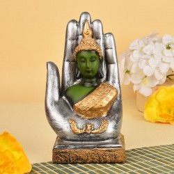Buddha Palm Idol