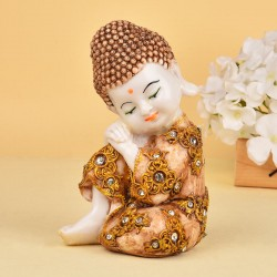 Peaceful Monk Buddha
