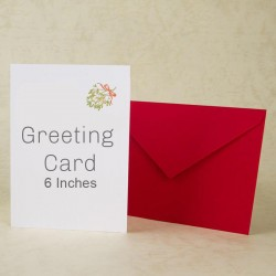 Greeting Card 6 inch